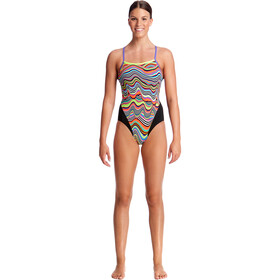 Funkita Single Strap One Piece Swimsuit Dame dripping